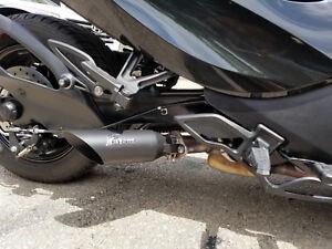 Can-Am Spyder ST performance Muffler RLS Exhaust 2013-2016 black