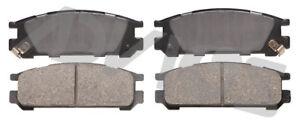Disc Brake Pad Set-RS Rear ADVICS AD0471