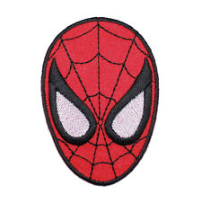 "Spiderman Spider Man Marvel Superhero Comics Iron On Embroidered Patch 2.2""X3.8"""