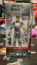 Star Wars The Bad Batch Hunter Black Series 6 Inch Action Figure IN STOCK