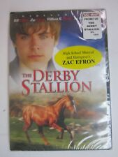 The Derby Stallion (DVD, 2007)- Zac Efron, Bill Cobbs - BRAND NEW   FACTORY SEAL