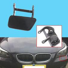 For BMW E60 E61 525i 528i 530i Headlight Washer Nozzle Cover Cap Unpainted Left