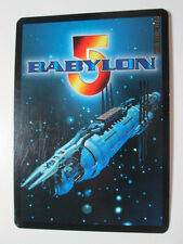 1998 BABYLON 5 CCG - THE SHADOWS EXPANSION - RARE CARDS - PICK TWO