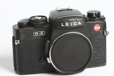 Leica R-E Gehäuse black schwarz GERMANY
