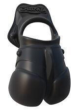 Fantasy C-Ringz Rock Hard Ball Banger Shield C-ring & Ball Armour Black - NEW !!
