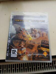 MotorStorm (Sony PlayStation 3, 2007) - European Version - Brand New Sealed