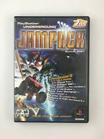 Playstation Underground Jampack Summer 2001 - PS2 Game - Complete & Tested