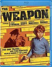 Weapon (Steve Cochran) Region A BLURAY - Sealed