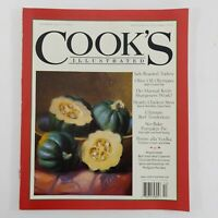 Cook's Illustrated Magazine November December 2006 Food Cooking Drink Recipes Cu