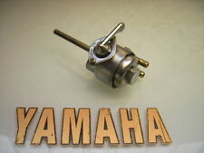 RUBINETTO BENZINA ORIGINALE YAMAHA RD 250 RD 350 ds7 r5 used FUEL TANK TAP PETCOCK