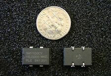 PLETRONICS 10MHz 5V HCMOS Oscillator SM1100CY-10.0M, 14x9mm, Qty.20