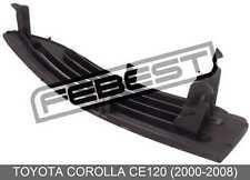 Cover Fog Lamp Rh For Toyota Corolla Ce120 (2000-2008)