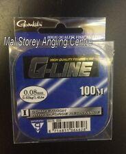 Gamakatsu G-line 0.08mm / 100m / 1.4lbs