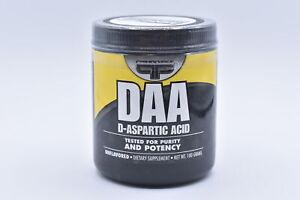 PrimaForce DAA D - Aspartic Acid, Unflavored, 100 grams, EXP: 12/2021