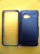 HTC INCREDIBLE BLUE RUBBERIZED COVER NEW