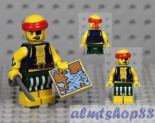 LEGO Series 16 - Scallywag Pirate Map Cutlass Sword 71013 Minifigure Minifig CMF
