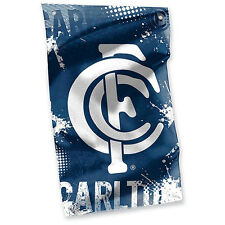 Carlton Blues AFL Cape and Wall Flag **AFL OFFICIAL MERCHANDISE**
