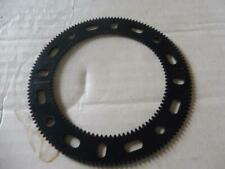 MECCANO  Black Gear Ring No 180
