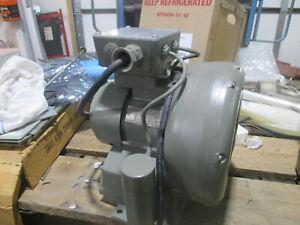 Siemens Elmo-G regenerative blower Model 2BH2  115/230 VAC single phase