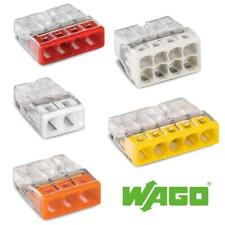 Genuine Wago 2273 Push Fit Wire Cable Electrical Connector Terminal Block