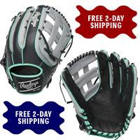 "Rawlings Heart of the Hide Hyper Shell 12.75"" Outfield Baseball Glove"