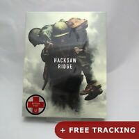 Hacksaw Ridge .Blu-ray Steelbook Full Slip Limited Edition / The BLU
