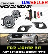 [complete] FOG LIGHT KIT for 15 16 17 Subaru Legacy 2.5i (housing+switch+wiring)