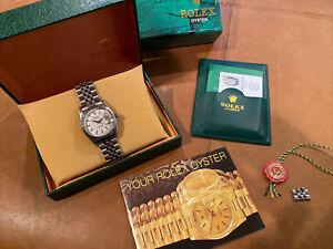 Rolex Datejust 6605 automatic