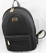 NEW AUTHENTIC MICHAEL KORS JET SET ITEM BLACK LG LARGE BACKPACK HANDBAG WOMEN'S