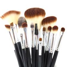 Professional 15pcs Makeup Brushes Set Powder Foundation Eyeshadow Eyeliner Brush