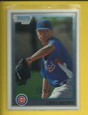 2010 Bowman Chrome Prospects Chris Archer Chicago Cubs #BCP180 Baseball Card