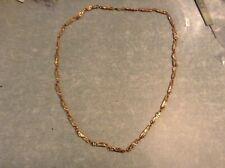 BIJOUX ANCIENS vintage très grand collier 85 cm