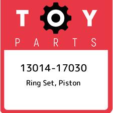 13014-17030 Toyota Ring set, piston 1301417030, New Genuine OEM Part