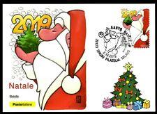 Italy 2019: Christmas secular (Giorgio cavazzano) - Official Postcard Post it.