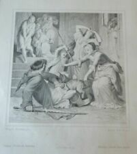 Etching Fantasy Original Art Prints