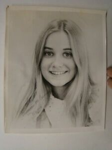 "Maureen McCormick Signed ""Marcia of The Brady Bunch"" Photograph"