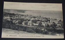 CPA CARTE POSTALE 1910 FRANCE CALVADOS 14 HOULGATE VUE DU BOIS DE BOULOGNE