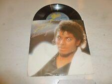 "MICHAEL JACKSON - Billie Jean - 1982 UK 2-track vinyl 7"" Vinyl Single"