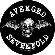 AVENGED SEVENFOLD - Death bat Rückenaufnäher Backpatch