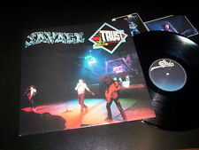 """Trust """"Savage"""" LP with inner sleeve Epic – EPC 85546 made in Europe 1982"""