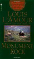 Monument Rock: A Novel by Louis LAmour