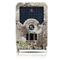 PIR IR LED Motion Activated Camouflage Security Wildlife Hunting Scouting Camera