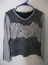 CUTE! Roxy Quiksilver Floral Top Approx. Size Small/Medium
