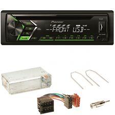 Pioneer DEH-S100UBG USB Autoradio Einbauset für Opel Astra F G Corsa B Zafira A
