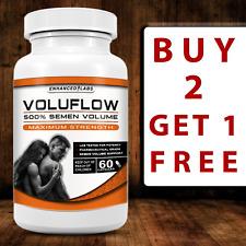 Volume Pills - VoluFlow - Male Enhancement Pills - 500% Semen Volume! Sex Pills