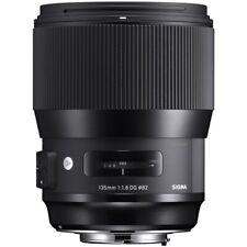 Sigma 135mm F1.8 Art DG HSM Nikon Mount Lens
