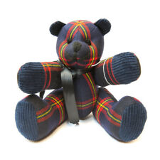 ROYAL MARINE CONDOR TARTAN COLLECTABLE BEAR HANDMADE VERY LIMITED