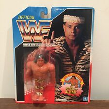 WWF/WWE 'Superfly' Jimmy Snuka Hasbro Action Figure 1991 Series 2