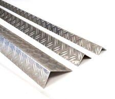 Aluminium Winkel Lx Schenkel Riffel Duett Winkelprofi 1,5//2mm ALUProfil  2m 1,5m