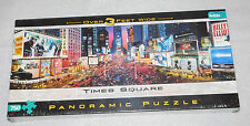 NIP Times Square New York City Panorama Jigsaw Puzzle Buffalo Games 750 Pieces
